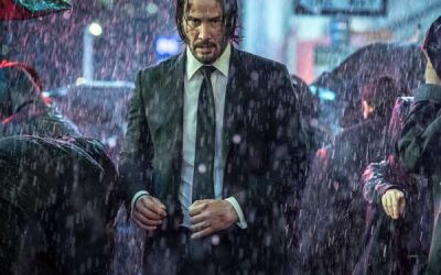 John Wick: Chapter 3 – Parabellum New Quotes – 'There's no escape for you.'