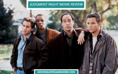 Judgment Night (1993) Movie Review