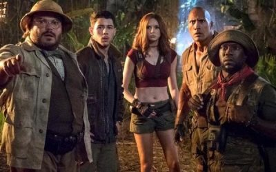 Jumanji: The Next Level New Quotes – 'This is a whole new thing.'