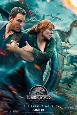 Jurassic World: Fallen Kingdom Quotes