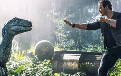 Jurassic World: Fallen Kingdom Trailer Quotes – 'Life cannot be contained. Life breaks free.'