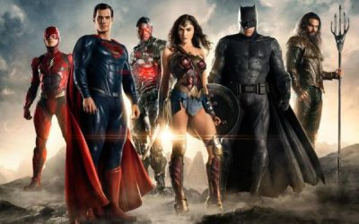 Justice League New Trailer – 'I'm building an alliance to defend us.'