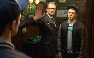 Kingsman: The Secret Service Quotes – 'Manners maketh man.'