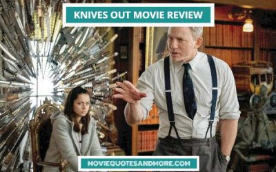 Knives Out (2019) Movie Review