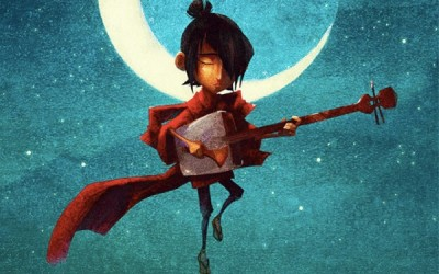Kubo and the Two Strings Best Quotes – 'If you must blink, do it now.'