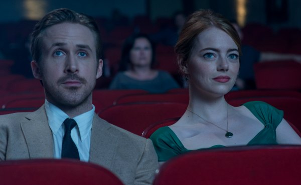 La La Land Best Quotes – 'Here's to the ones who dream.'