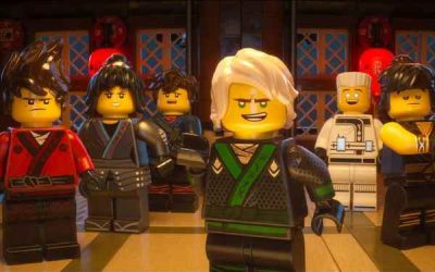 The Lego Ninjago Movie Best Quotes – 'You ready for me to concur Ninjago!'
