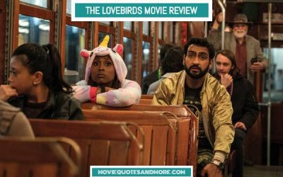 The Lovebirds (2020) Movie Review