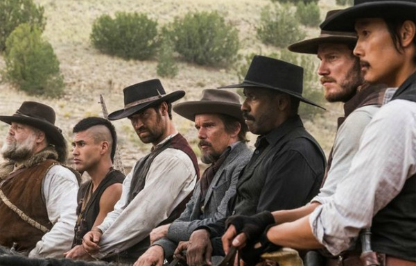 The Magnificent Seven Best Quotes – 'I seek righteousness, but I'll take revenge.'