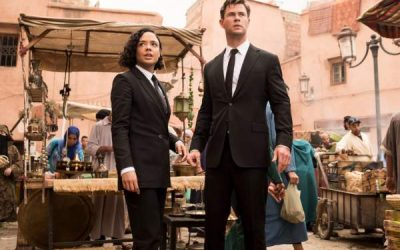 Men in Black: International (2019) Movie Review