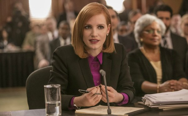 Miss Sloane Best Quotes – 'I was hired to win.'