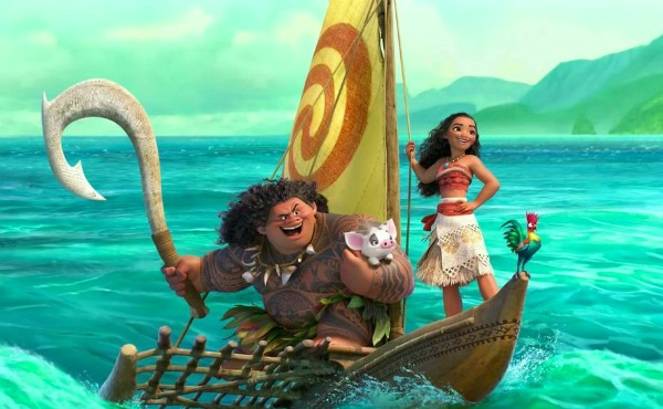 Moana Best Quotes The Ocean Chose Me For A Reason