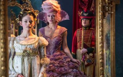 The Nutcracker and the Four Realms (2018) Movie Review