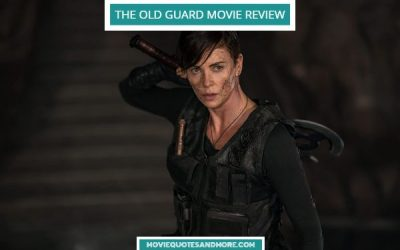 The Old Guard (2020) Movie Review
