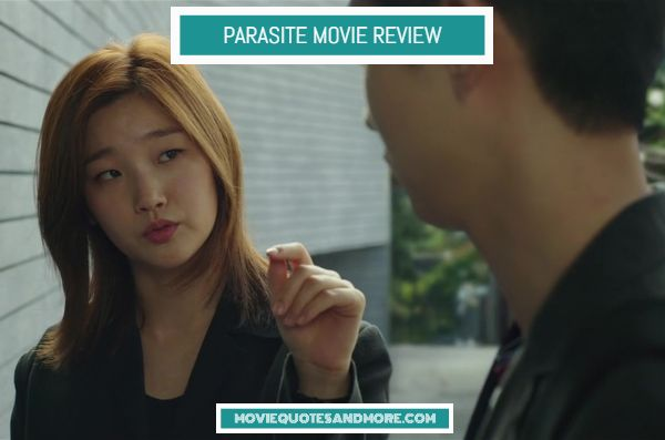 Parasite (2019) Movie Review