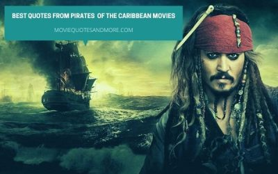Standout Quotes From All The Pirates of the Caribbean Movies