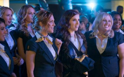 Pitch Perfect 3 Trailer Quotes – 'Another day on stage for the Bellas.'