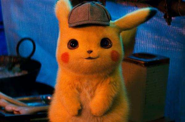 Pokemon Detective Pikachu 2019 Movie Review
