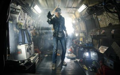 Ready Player One Trailer Quotes – 'The Oasis. It's the only place that feels like I mean anything.'