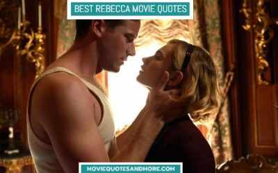 Netflix's Rebecca (2020) Best Movie Quotes – 'She's still here.'