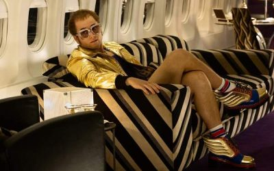 Rocketman Best Quotes – 'It's going to be a wild ride.'
