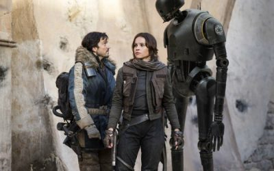 Rogue One Best Quotes – 'I'm one with the Force, the Force is with me.'