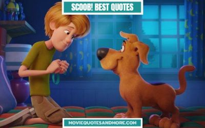 Scoob! Best Quotes – 'Shaggy and Scooby were taken?'