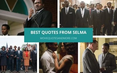 Best Selma Movie Quotes – 'When will we be free?'