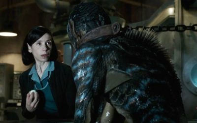 The Shape of Water Trailer Quotes – 'When he looks at me he does not know how I am incomplete.'