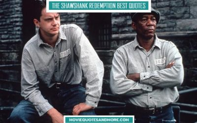 The Shawshank Redemption Best Quotes