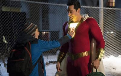 Shazam! Best Movie Quotes – 'I choose you as champion.'