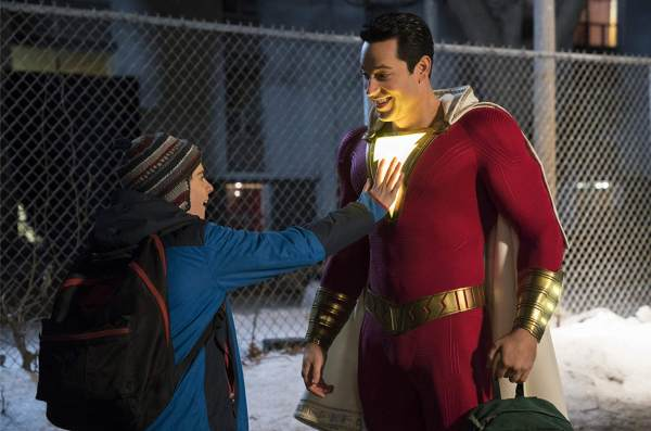 Shazam! Best Movie Quotes – 'I choose you as champion '