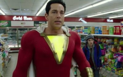Shazam! New Movie Quotes – 'I choose you as champion.'