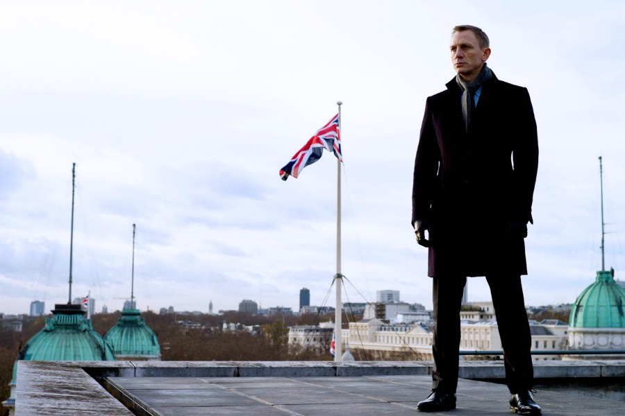 Skyfall Quotes – 'Sometimes the old ways are the best.'
