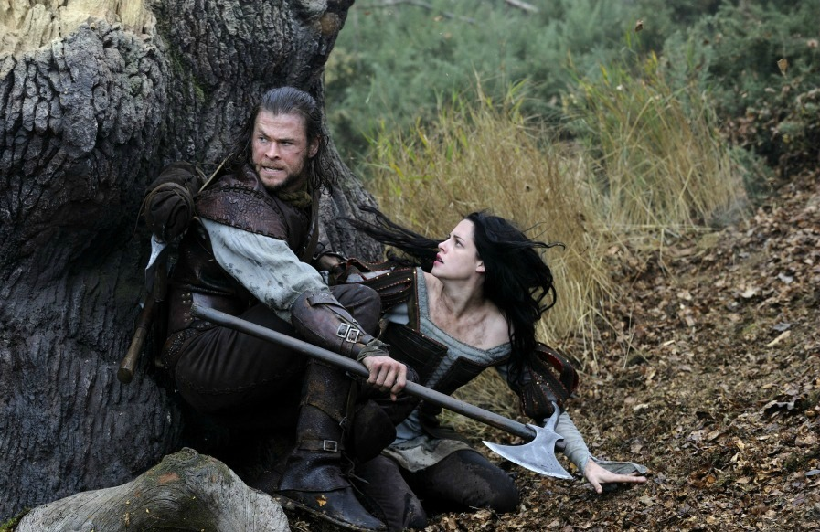 Snow White and the Huntsman Quotes – 'She will heal the land.'