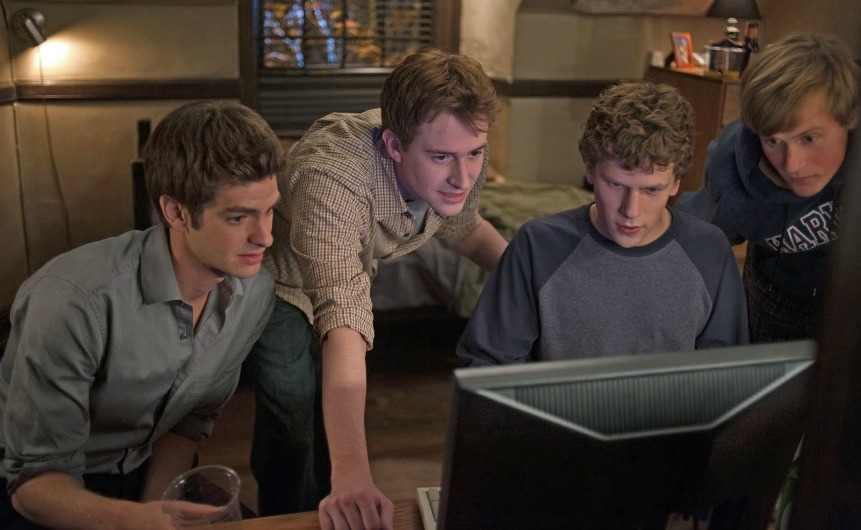 The Social Network Quotes – 'I invented Facebook.'
