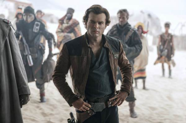 Solo: A Star Wars Story Best Quotes – 'I'm going to be a pilot. Best in the galaxy.'