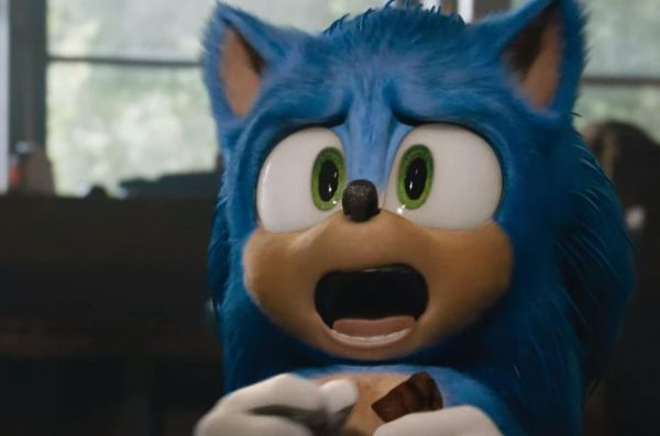 Sonic The Hedgehog Best Movie Quotes Uh Meow