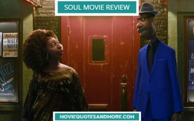 Soul New Movie Quotes – 'What do you want to be remembered for?'