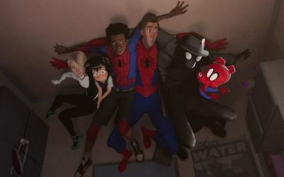Spider-Man: Into the Spider-Verse (2018) Movie Review