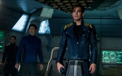 Star Trek Beyond Best Quotes – 'Fear of death is what keeps us alive.'