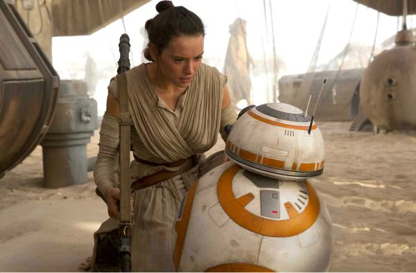 Star Wars: The Force Awakens Best Quotes – 'This will begin to make things right.'