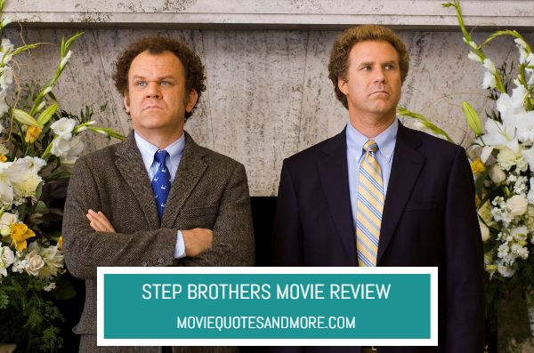 Step Brothers (2008) Movie Review