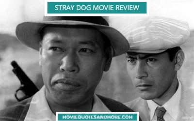 Stray Dog (1949) Movie Review