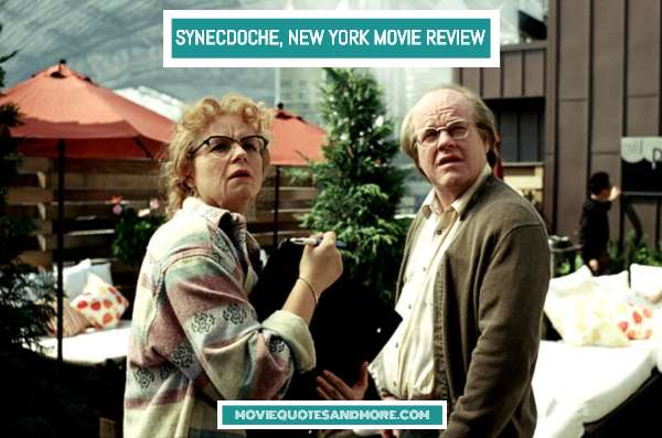 Synecdoche, New York (2008) Movie Review