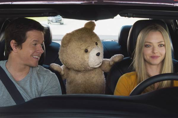 Ted 2 Quotes – 'Happy endings can come true for anyone.'