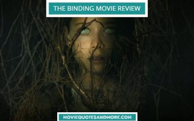 The Binding (2020) Movie Review