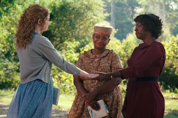 The Help Movie Quotes – 'Looking after white babies, that's what I do.