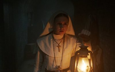 The Nun New Movie Quotes – 'God ends here.'