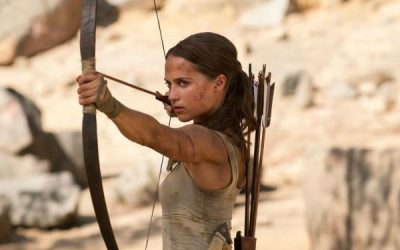 Tomb Raider (2018) Movie Review